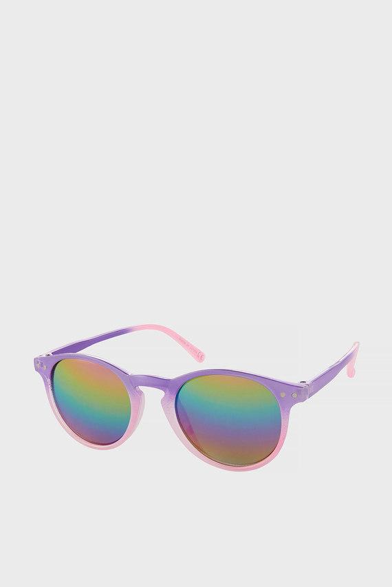 Детские голубые солнцезащитные очки MERMAID SUNGLASSES