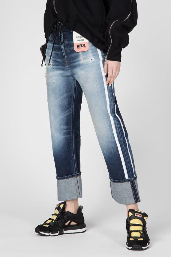 Женские синие джинсы D-REGGY L.32