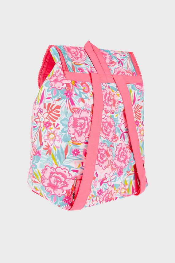 Детский розовый рюкзак LITTLE SENORITA