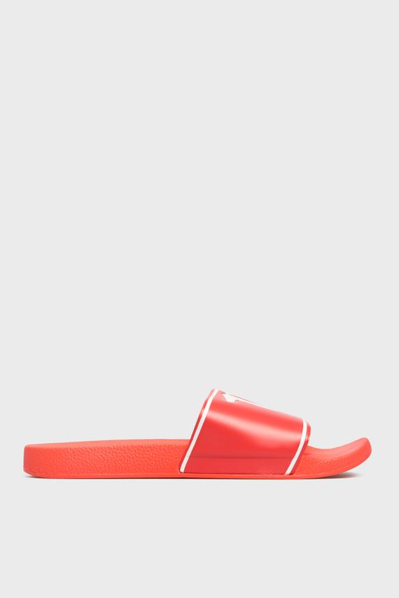 Мужские красные слайдеры