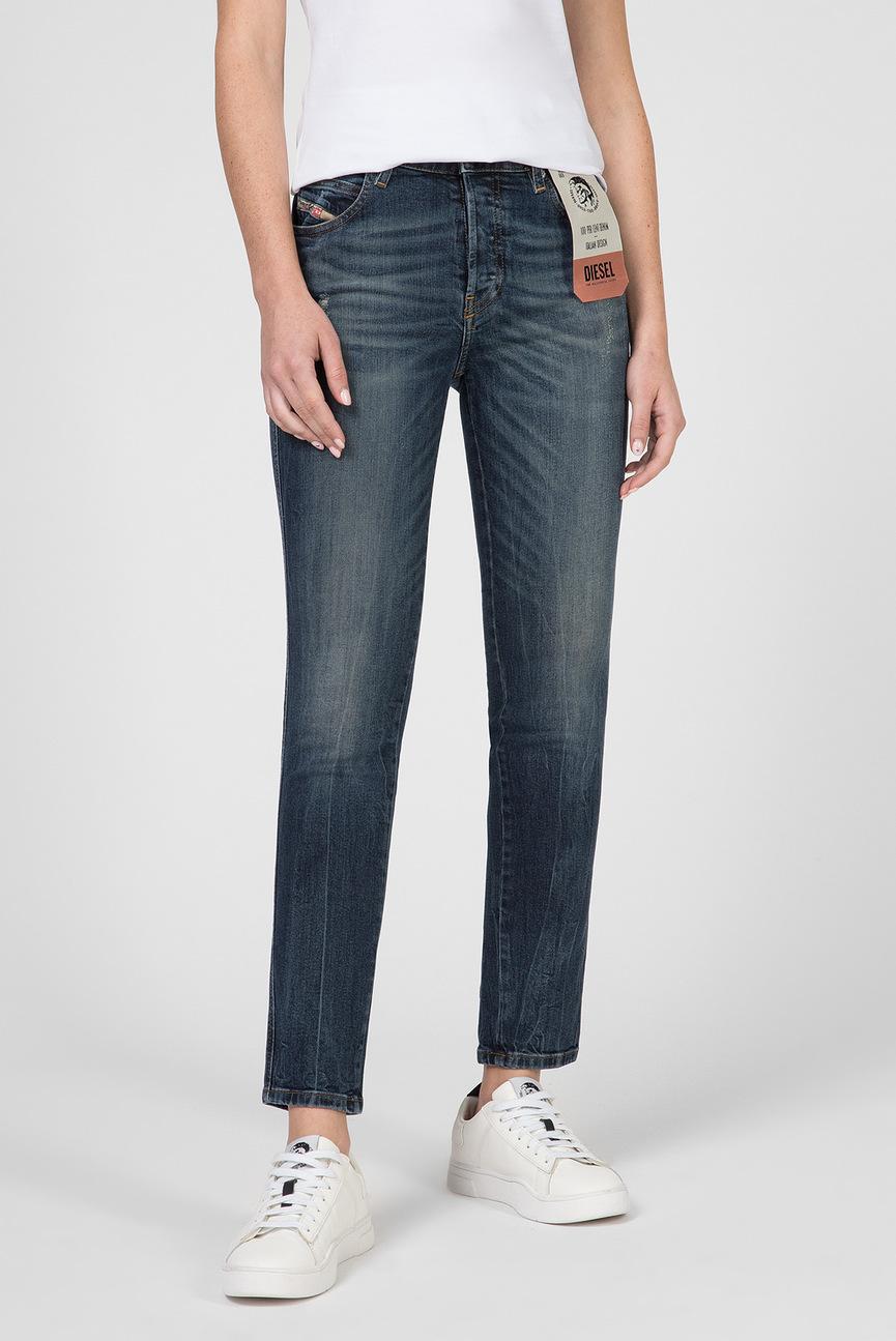 Женские синие джинсы BABHILA