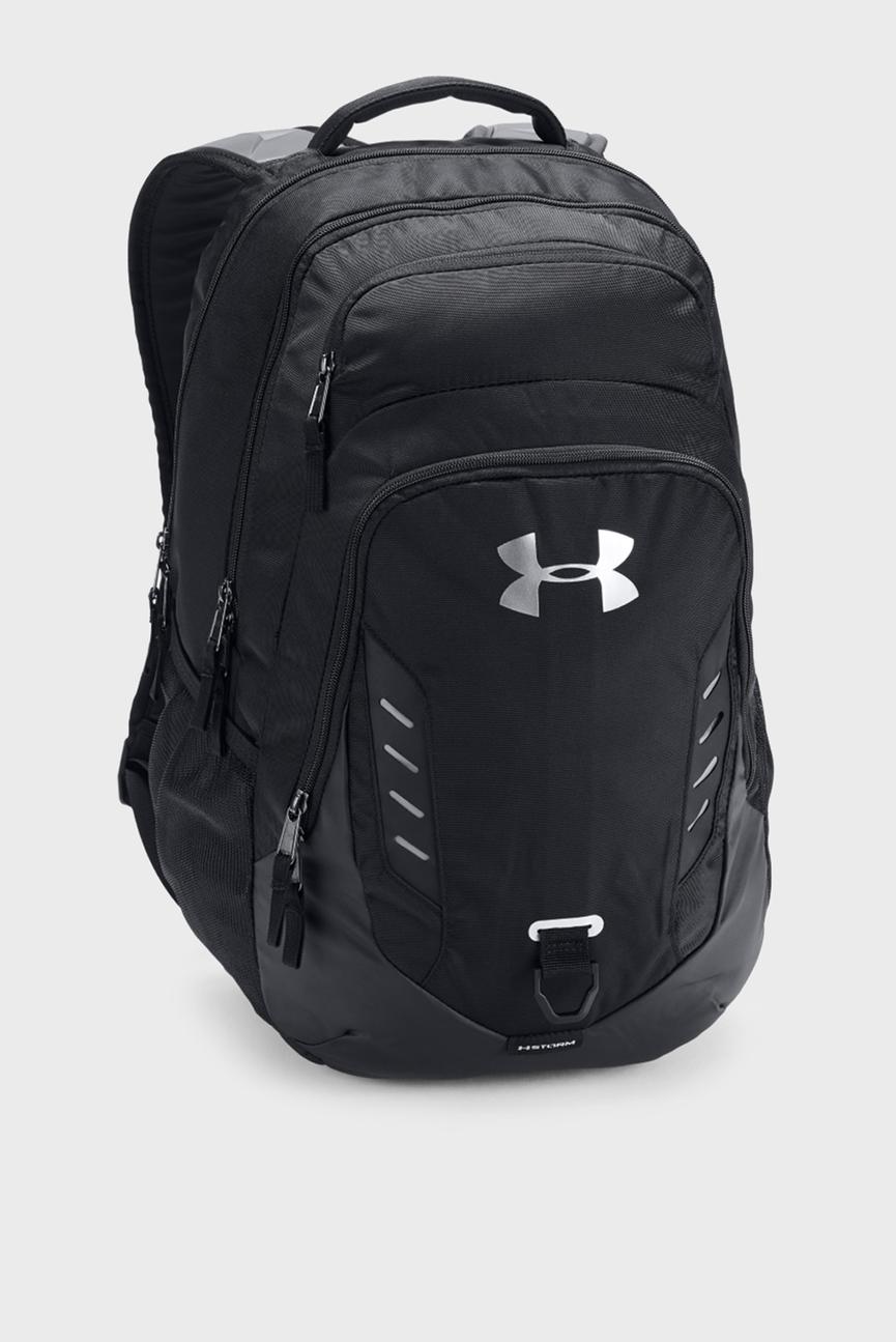 Детский черный рюкзак UA Gameday Backpack