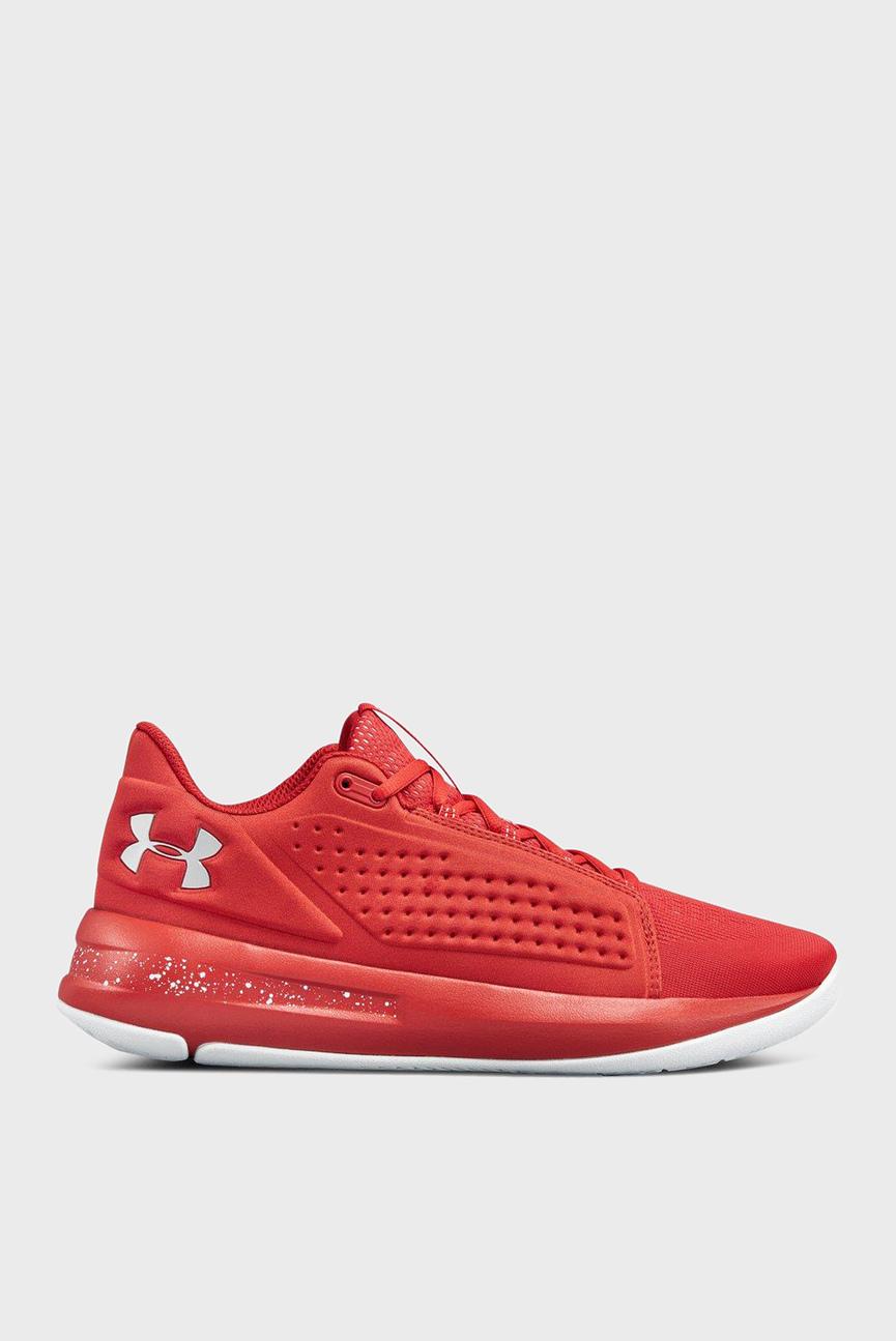 Мужские красные кроссовки UA Torch Low