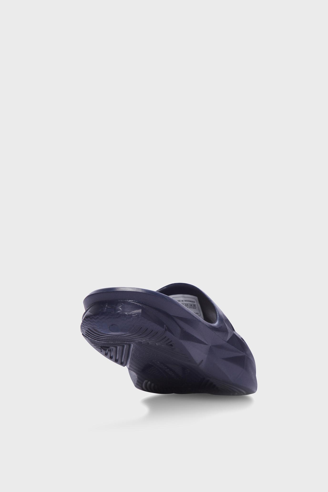 Купить Детские синие слайдеры UA B Locker III SL Under Armour Under Armour 1287326-410 – Киев, Украина. Цены в интернет магазине MD Fashion