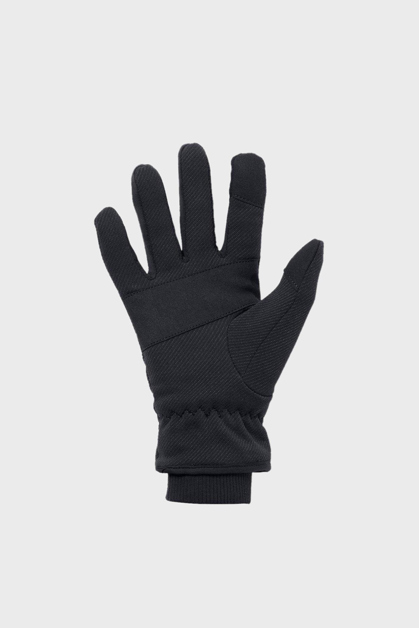Купить Мужские черные перчатки Storm Fleece Glove Under Armour Under Armour 1318469-001 – Киев, Украина. Цены в интернет магазине MD Fashion