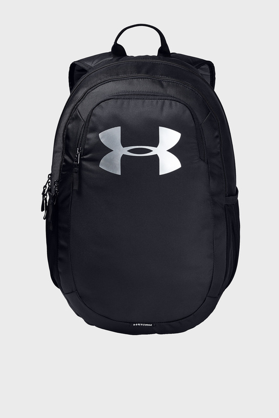 Женский черный рюкзак UA Scrimmage 2.0