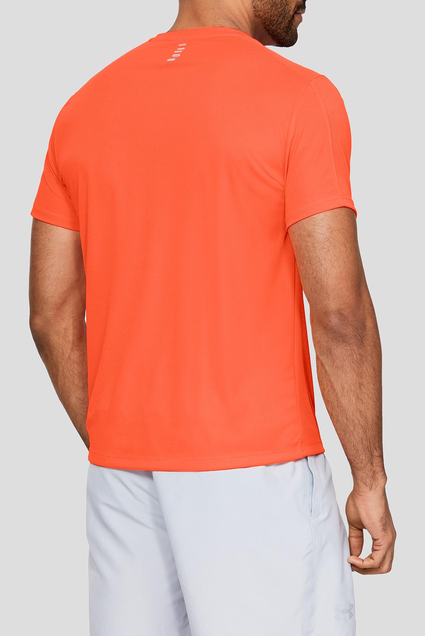 Купить Мужская оранжевая футболка UA SPEED STRIDE SHORTSLEEVE Under Armour Under Armour 1326564-882 – Киев, Украина. Цены в интернет магазине MD Fashion