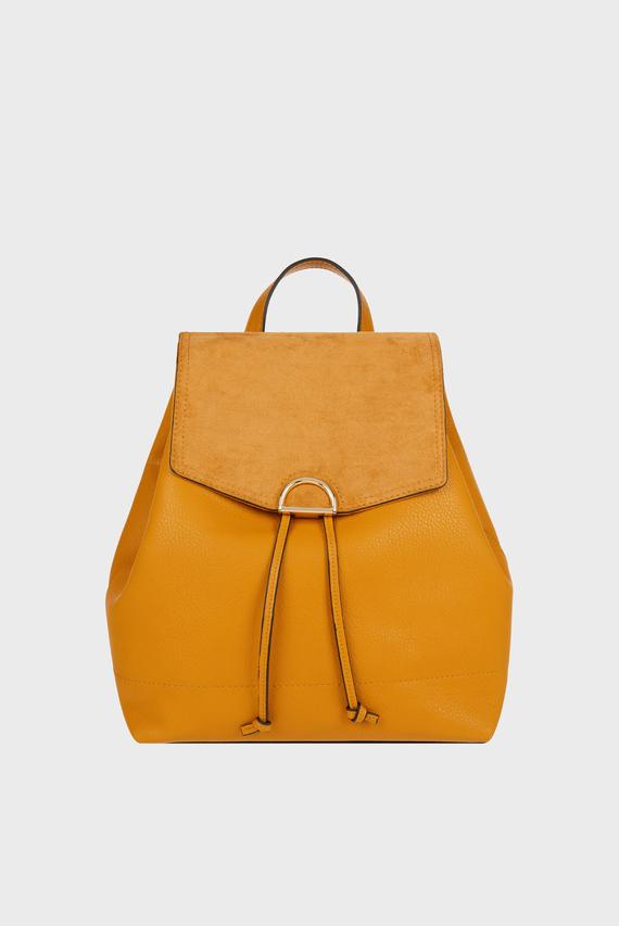 Женский оранжевый рюкзак KIMMI BACKPACK