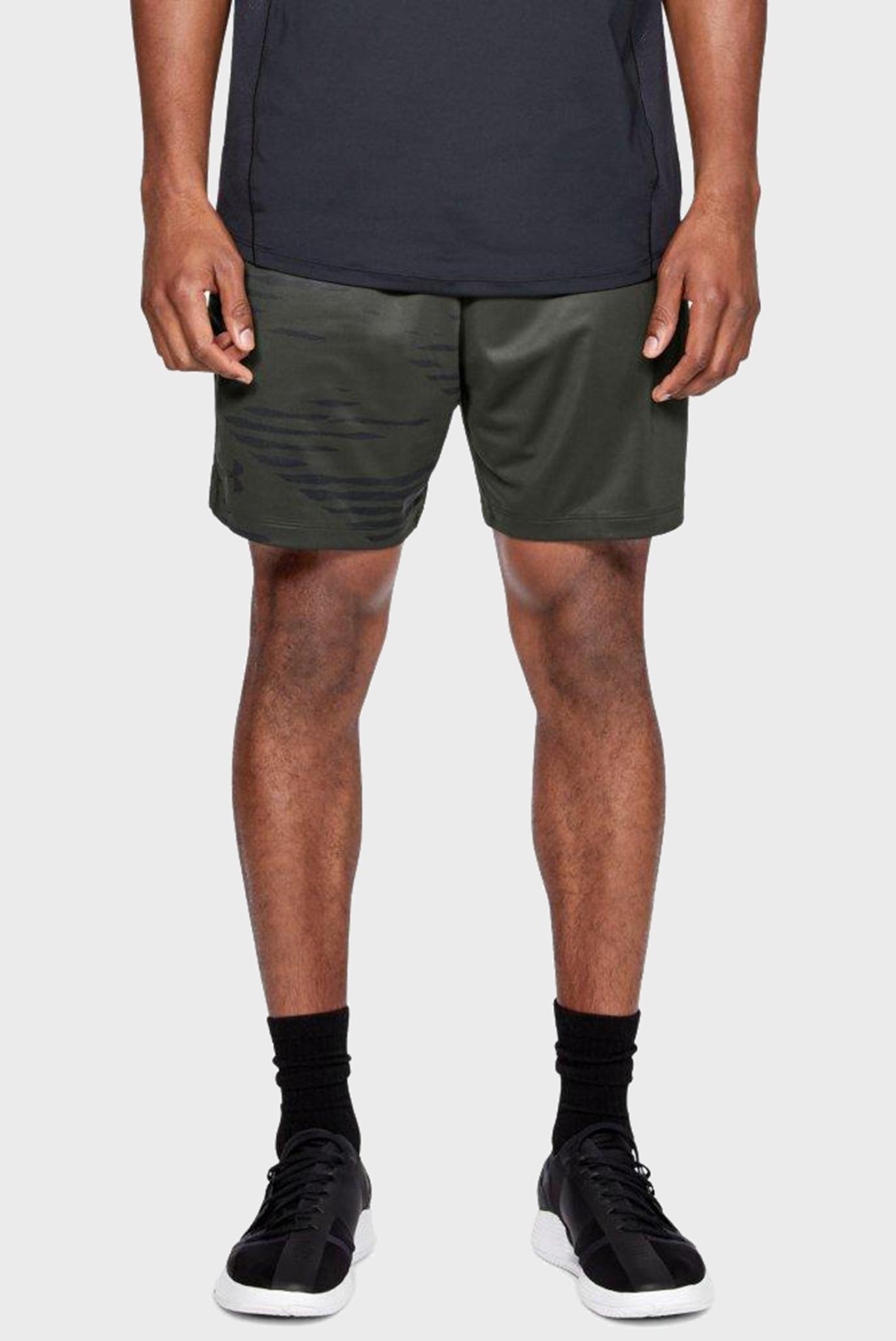 Купить Мужские зеленые спортивные шорты MK1 7in Short Camo Print Under Armour Under Armour 1322072-357 – Киев, Украина. Цены в интернет магазине MD Fashion