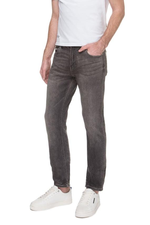 Мужские серые джинсы TAYLER SLIM FLEX
