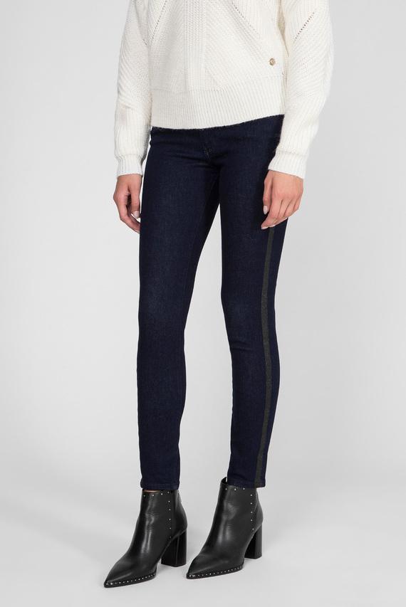 Женские темно-синие джинсы 206 S.SKINNY DENIM 80'S