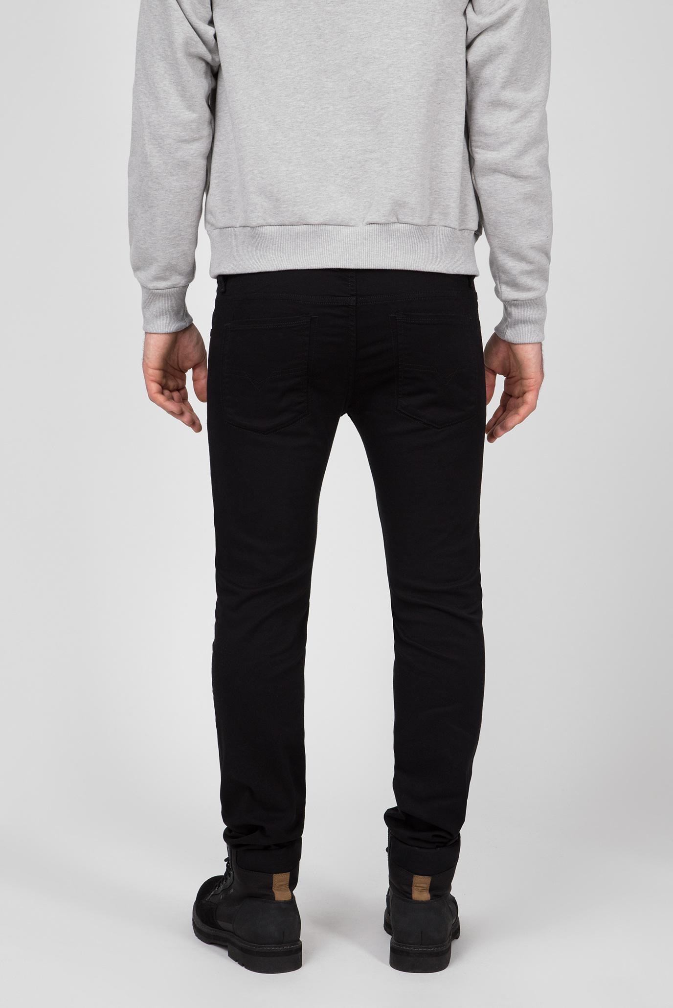 Купить Мужские черные джинсы SLEENKER Diesel Diesel 00S7VG 069EI – Киев, Украина. Цены в интернет магазине MD Fashion