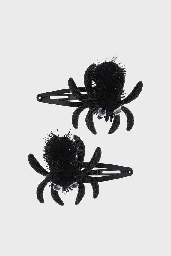 Набор детских заколок для волос SPIDER (2 шт)