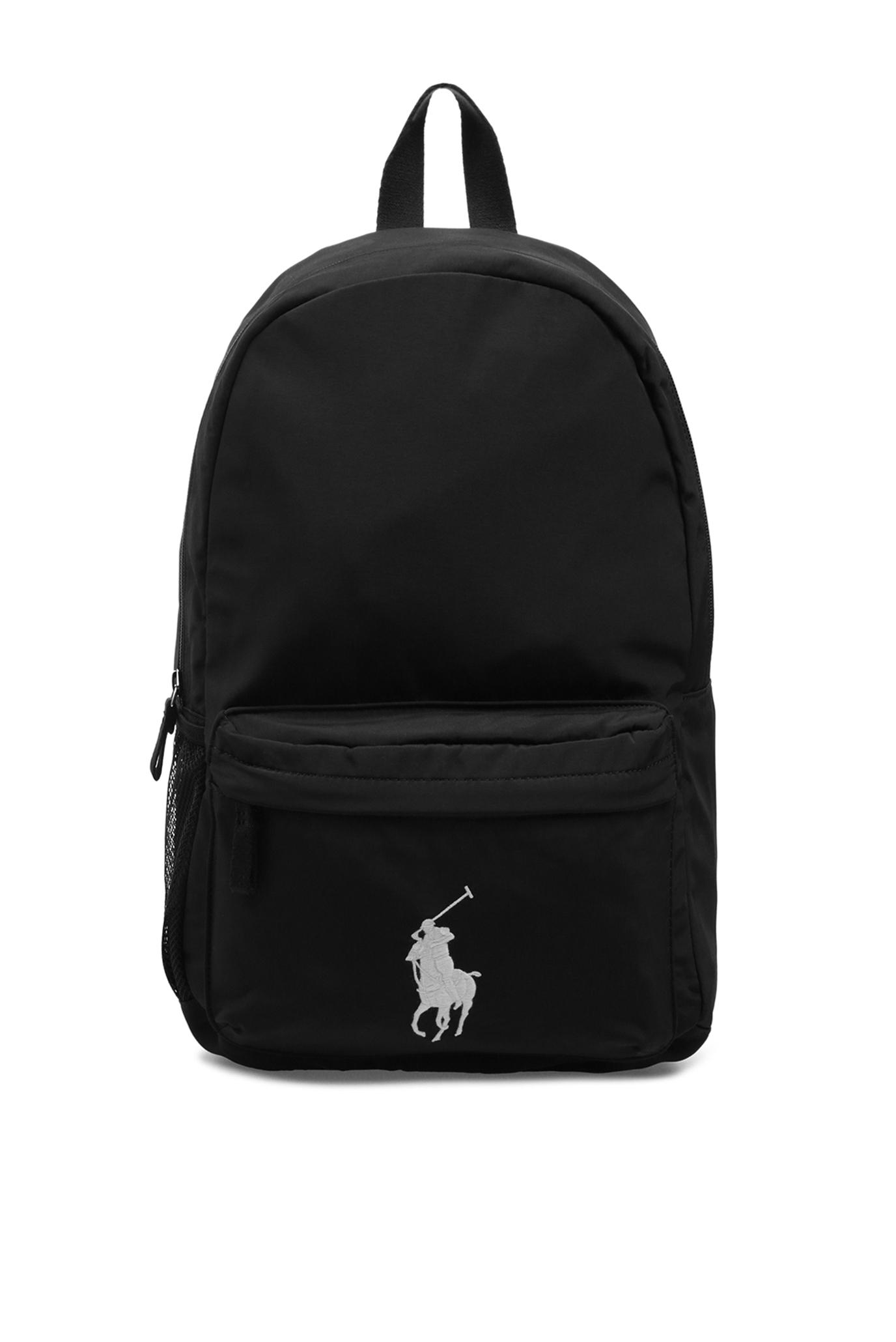 Дитячий чорний рюкзак 1