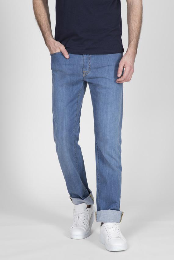 Мужские голубые джинсы 380 ICON DENIM SUPERLIGHT