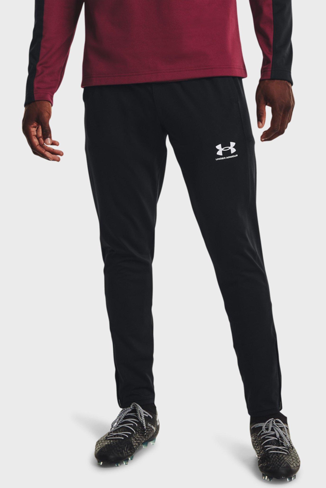 Мужские черные спортивные брюки Challenger Training Pant 1