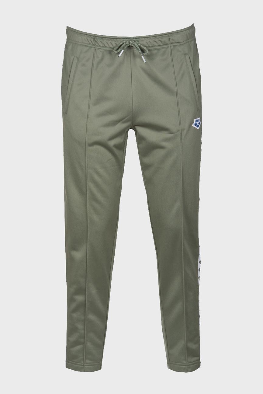 Женские зеленые спортивные брюки 7/8 TEAM PANT