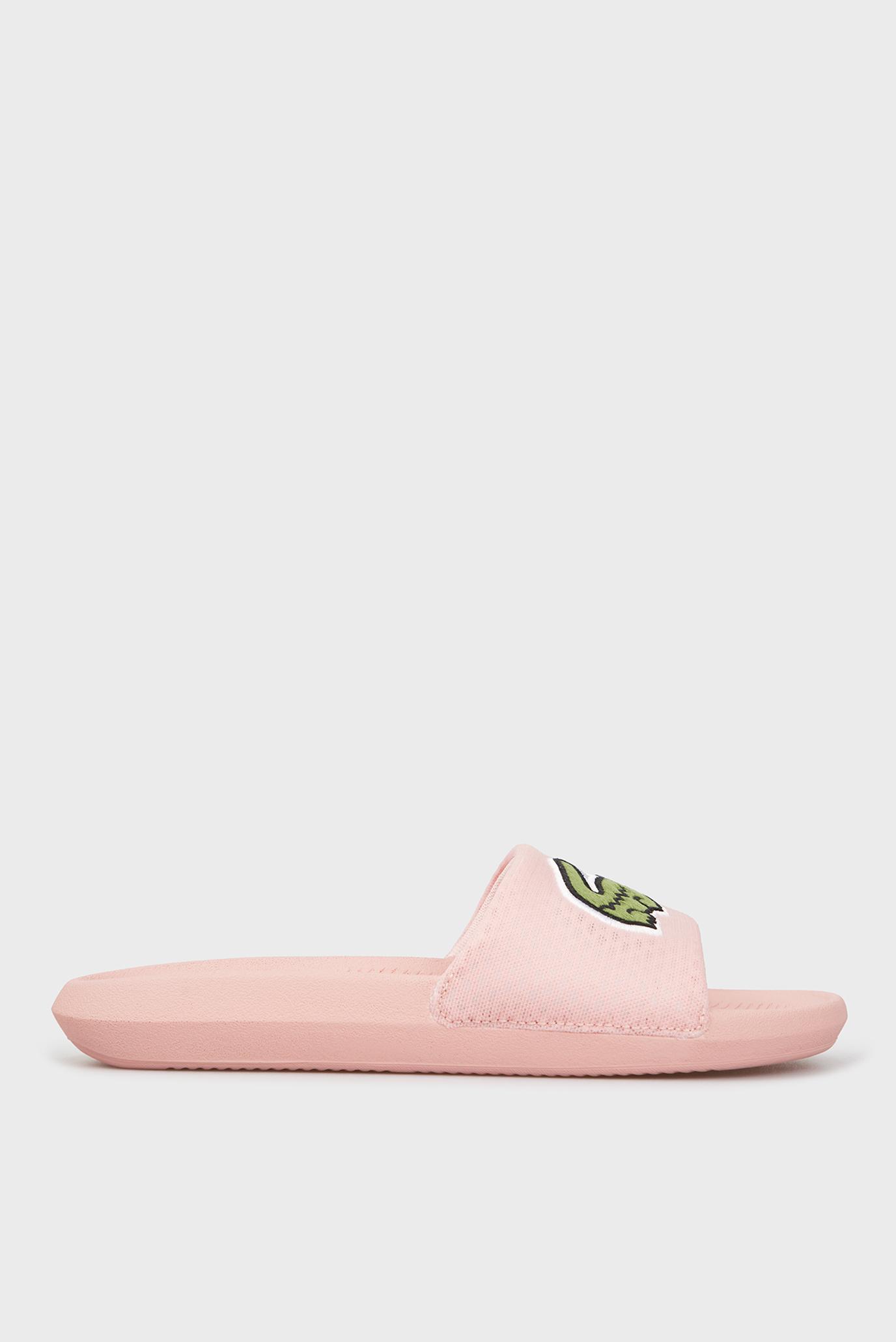 Жіночі рожеві слайдери CROCO SLIDE 0921 1 CFA 1