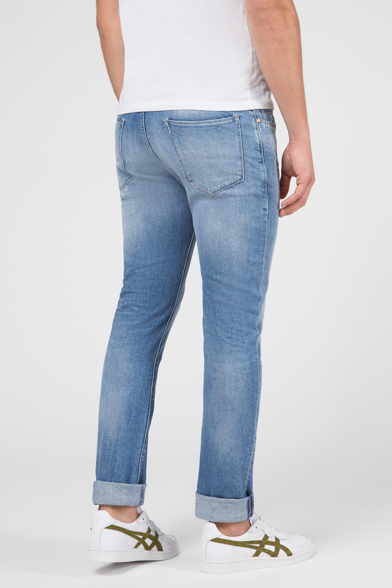 Мужские голубые джинсы UNITY CRAFTED Closed