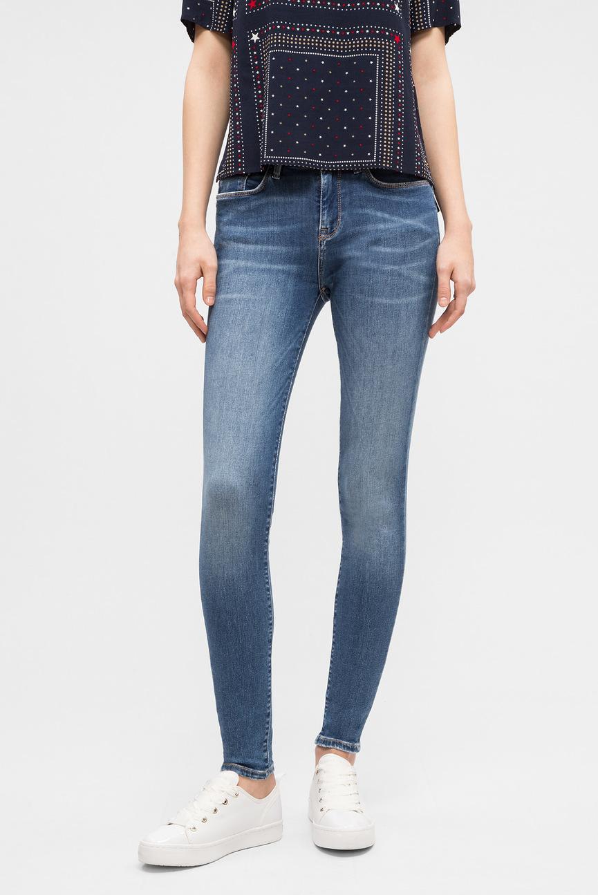 Женские синие джинсы COMO RW ISABEL
