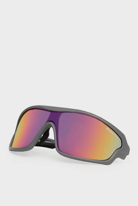 Серые солнцезащитные очки Alpina Lyron Shield P