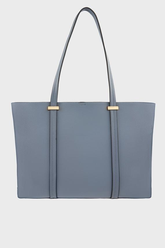 Женская синяя сумка-тоут ALI TOTE
