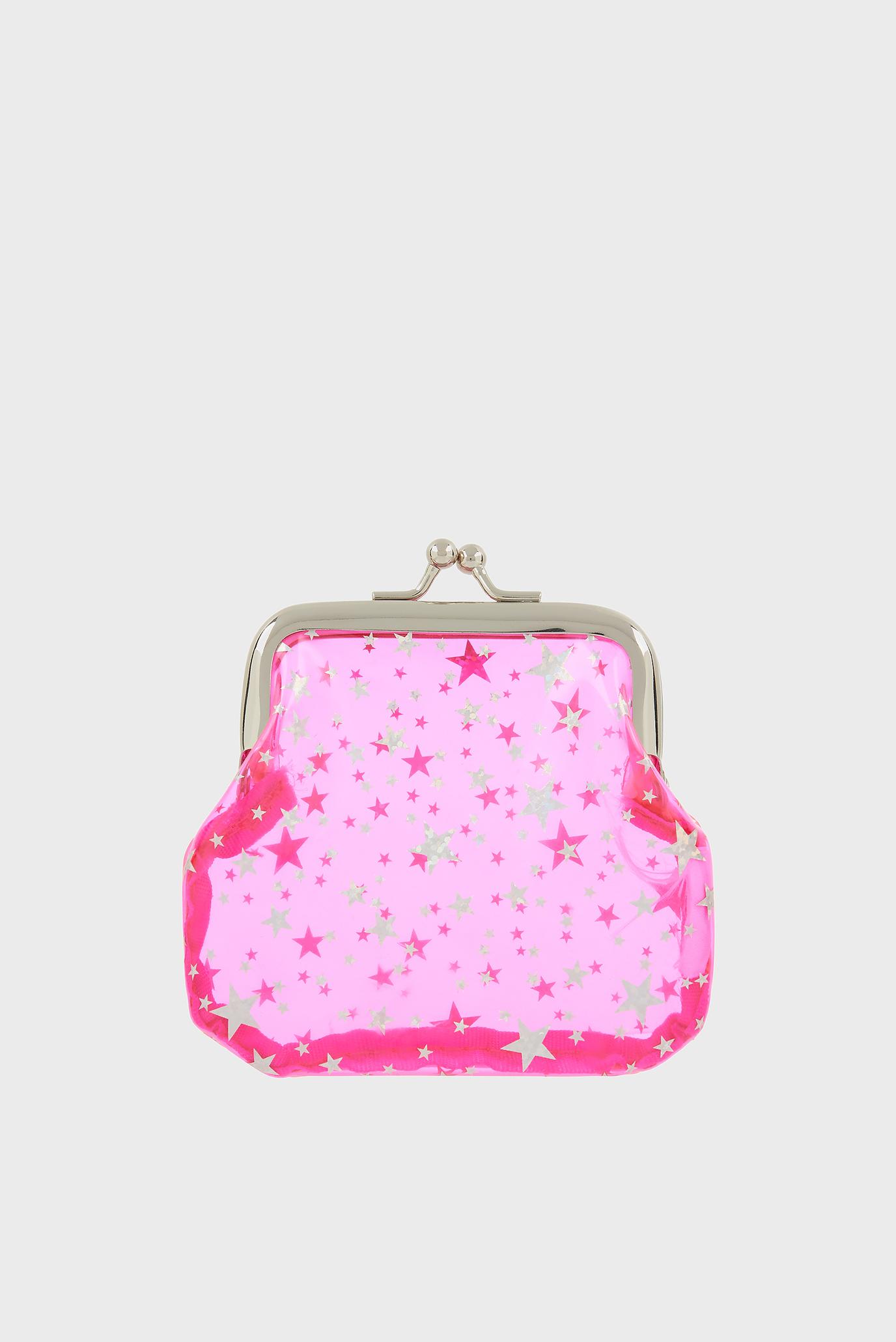 Дитячий рожевий гаманець JELLY STAR COIN PURS 1