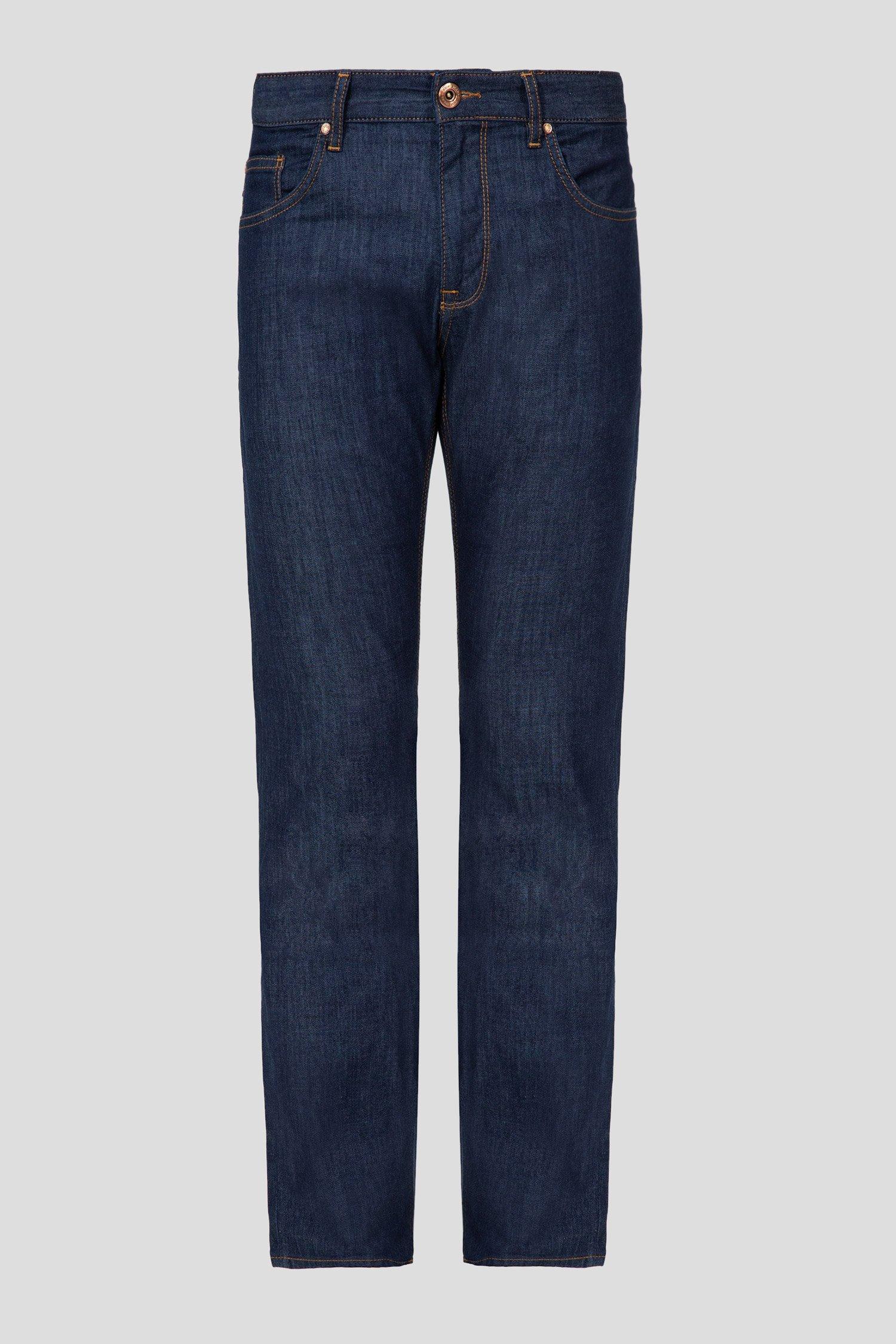 Мужские темно-синие джинсы ROY Joop
