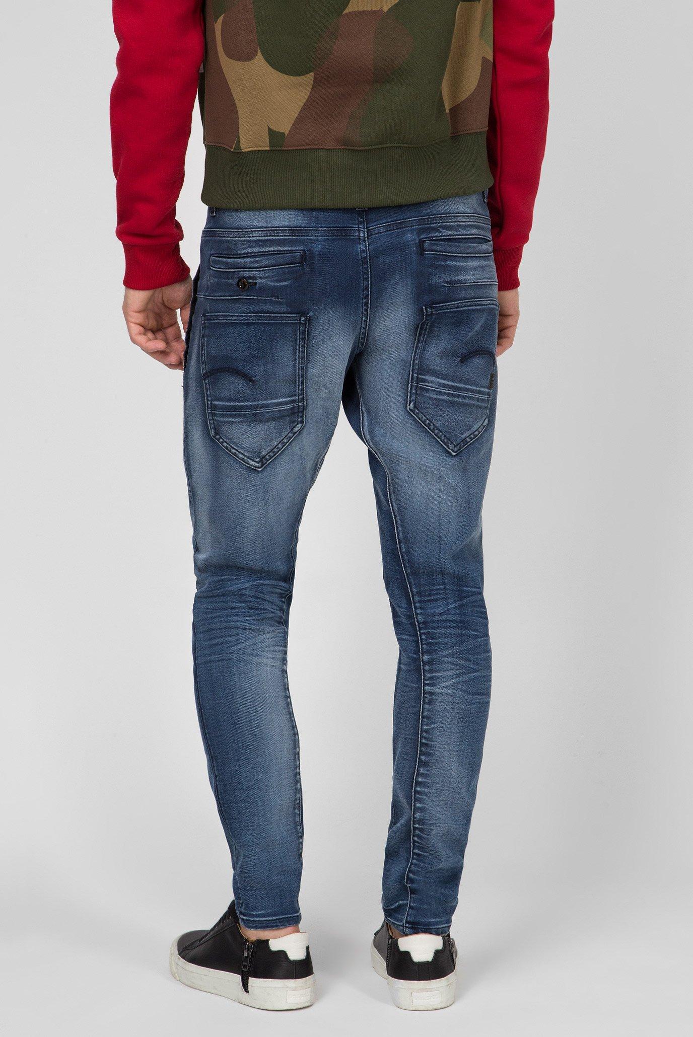 Купить Мужские синие джинсы D-Staq 3D Skinny G-Star RAW G-Star RAW D05385,9615 – Киев, Украина. Цены в интернет магазине MD Fashion