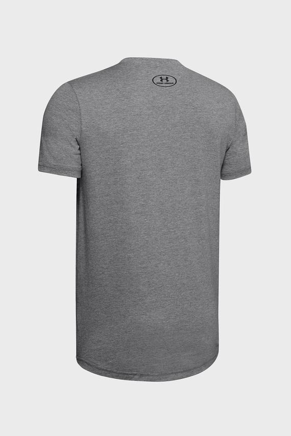 Детская серая футболка Radial Short Sleeve