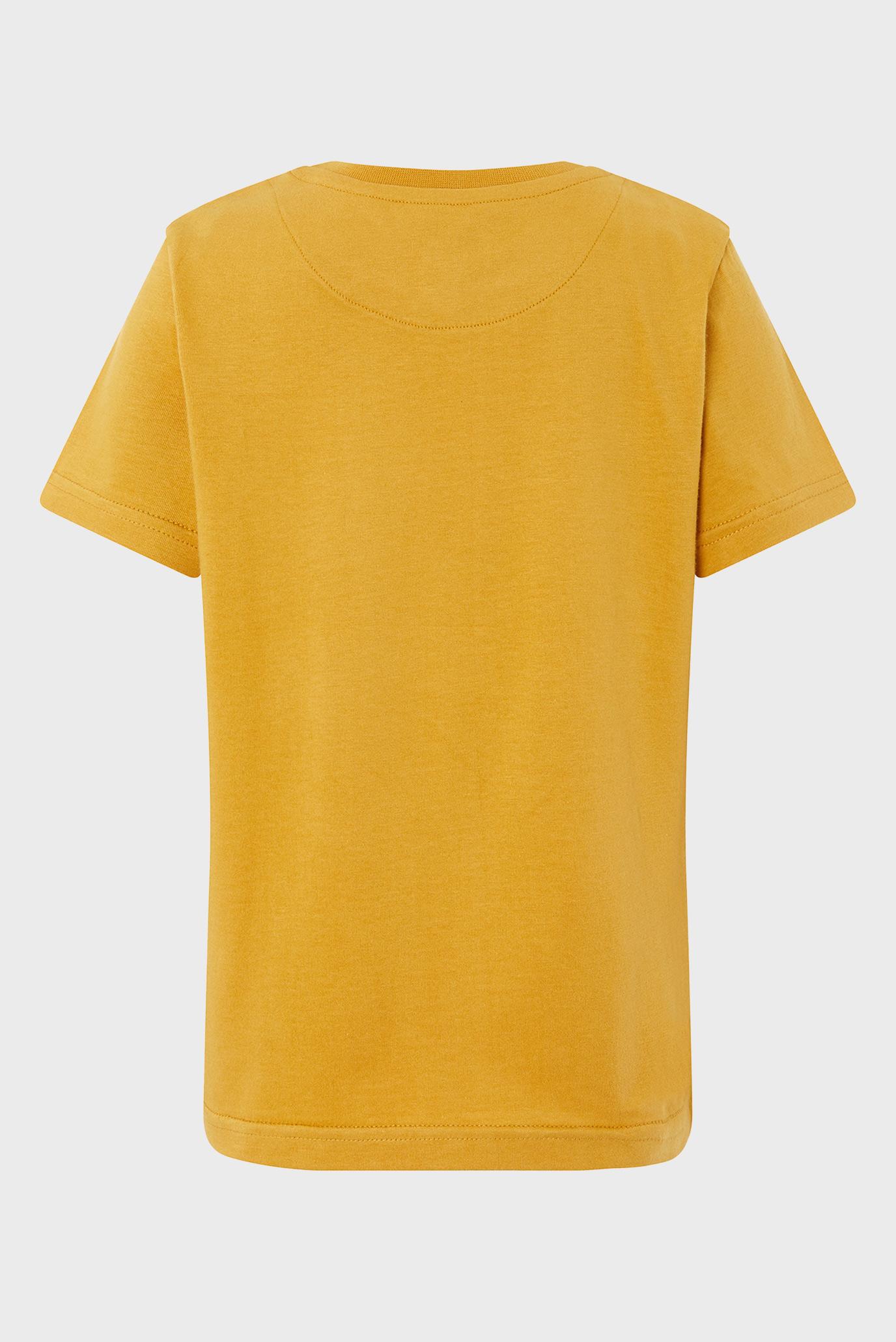 Купить Детская желтая футболка Digbee Giraffe Tee Monsoon Children Monsoon Children 616687 – Киев, Украина. Цены в интернет магазине MD Fashion