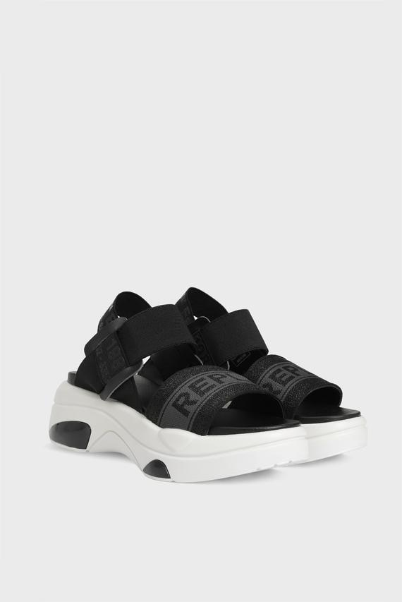 Женские черные сандалии TEMPLATE