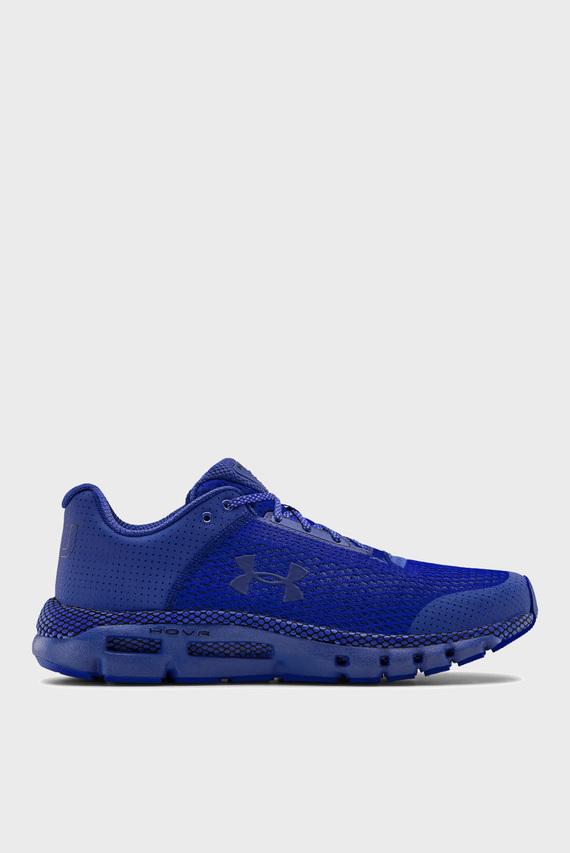 Мужские синие кроссовки UA HOVR Infinite Reflect