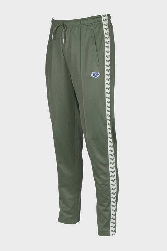 Мужские оливковые спортивные брюки RELAX IV TEAM