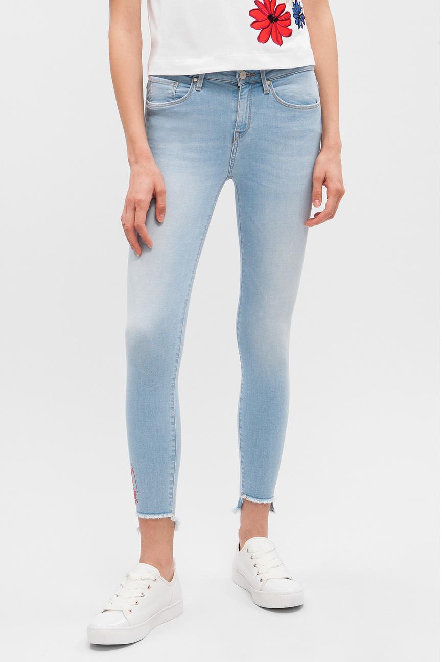 Женские голубые джинсы COMO RW ANKLE F DAKOTA