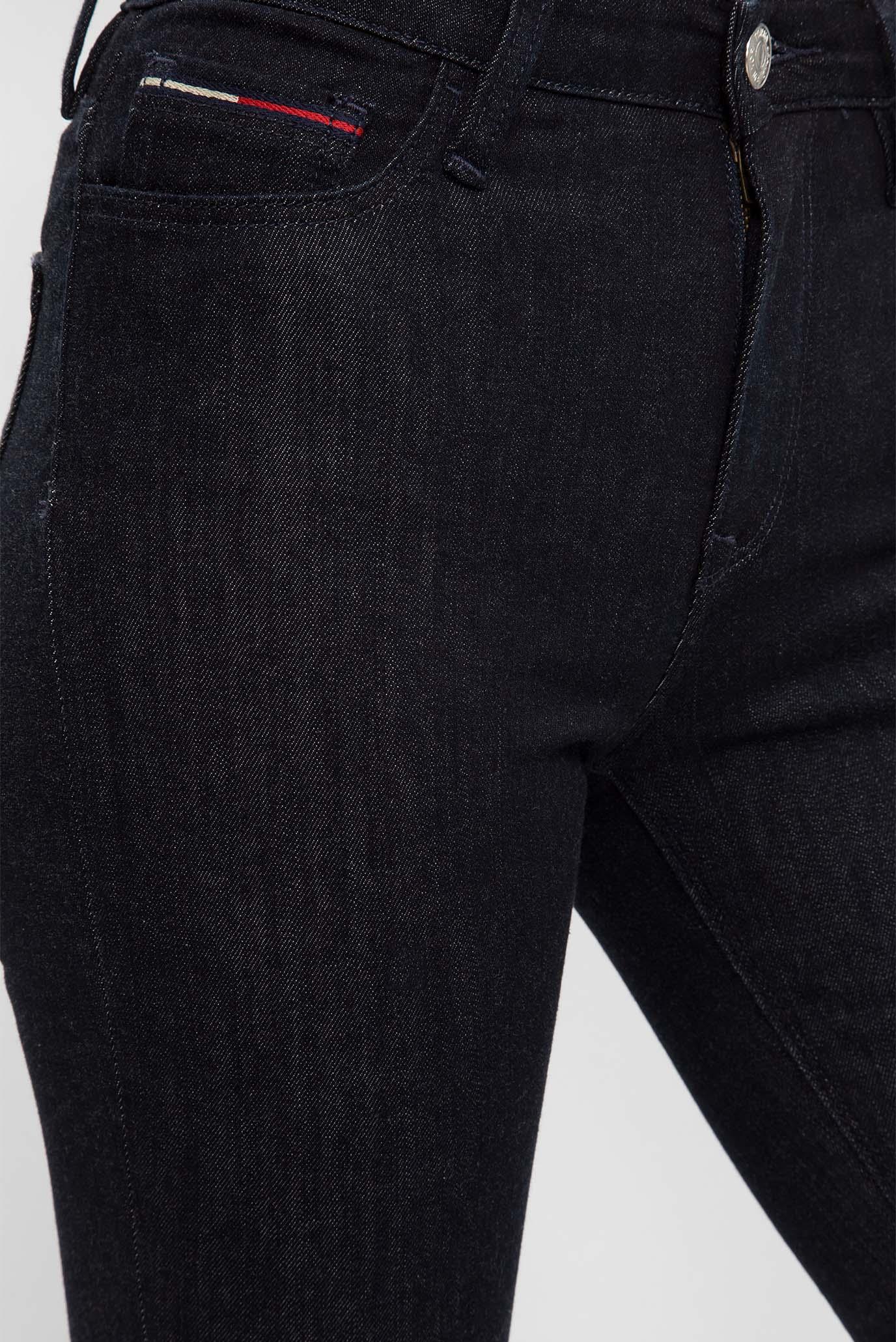 Купить Женские темно-синие джинсы HIGH RISE SKINNY SANTANA NRST Tommy Hilfiger Tommy Hilfiger DW0DW03974 – Киев, Украина. Цены в интернет магазине MD Fashion
