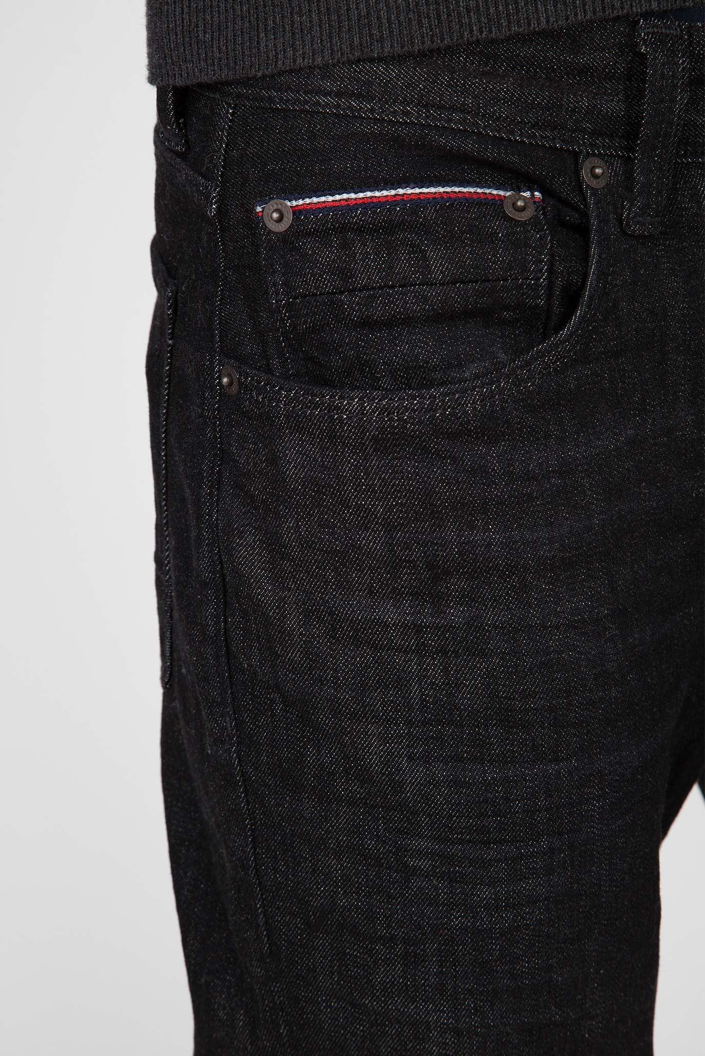 Купить Мужские черные джинсы Tommy Hilfiger Tommy Hilfiger MW0MW08108 – Киев, Украина. Цены в интернет магазине MD Fashion