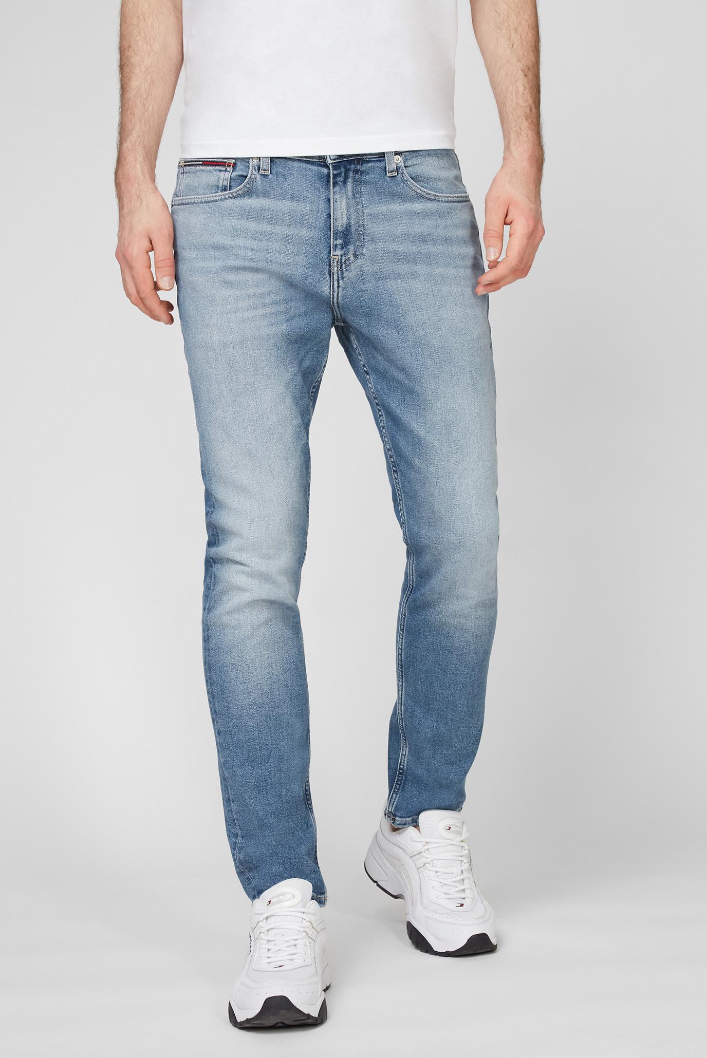 Мужские синие джинсы RYAN REG STRAIGHT DLBC 1