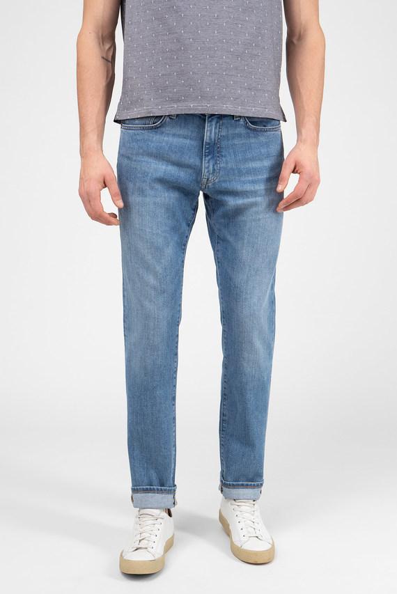 Мужские светло-голубые джинсы 991