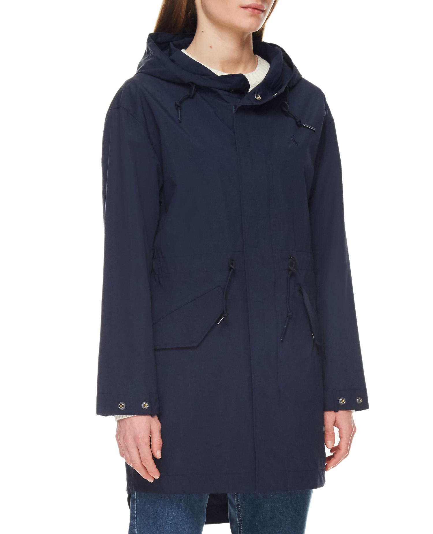 Женский темно-синий плащ Polo Ralph Lauren 211801137005 — MD-Fashion