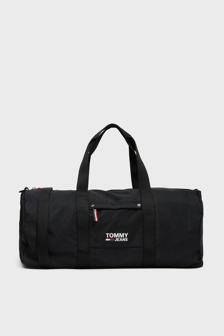 Мужская черная дорожная сумка TJM COOL CITY DUFFLE