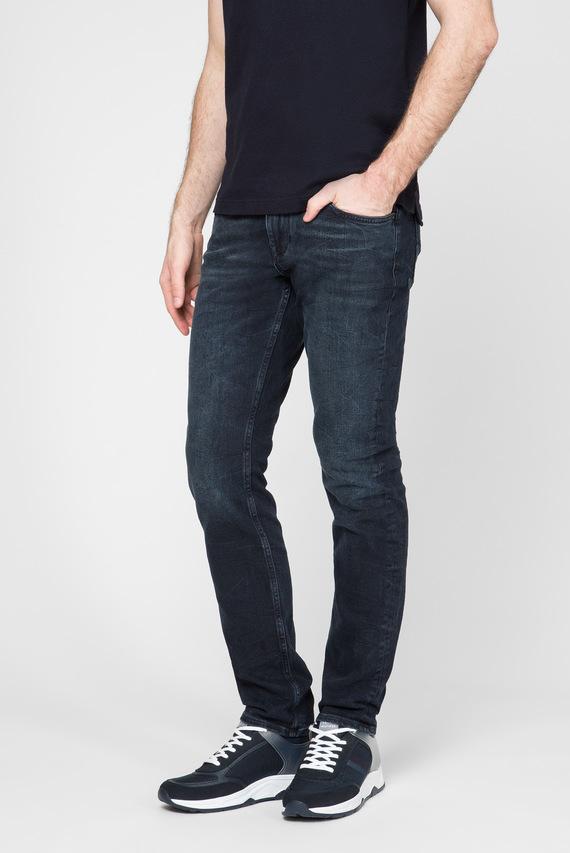 Мужские темно-синие джинсы STRAIGHT DENTON STR BURKE BLUE