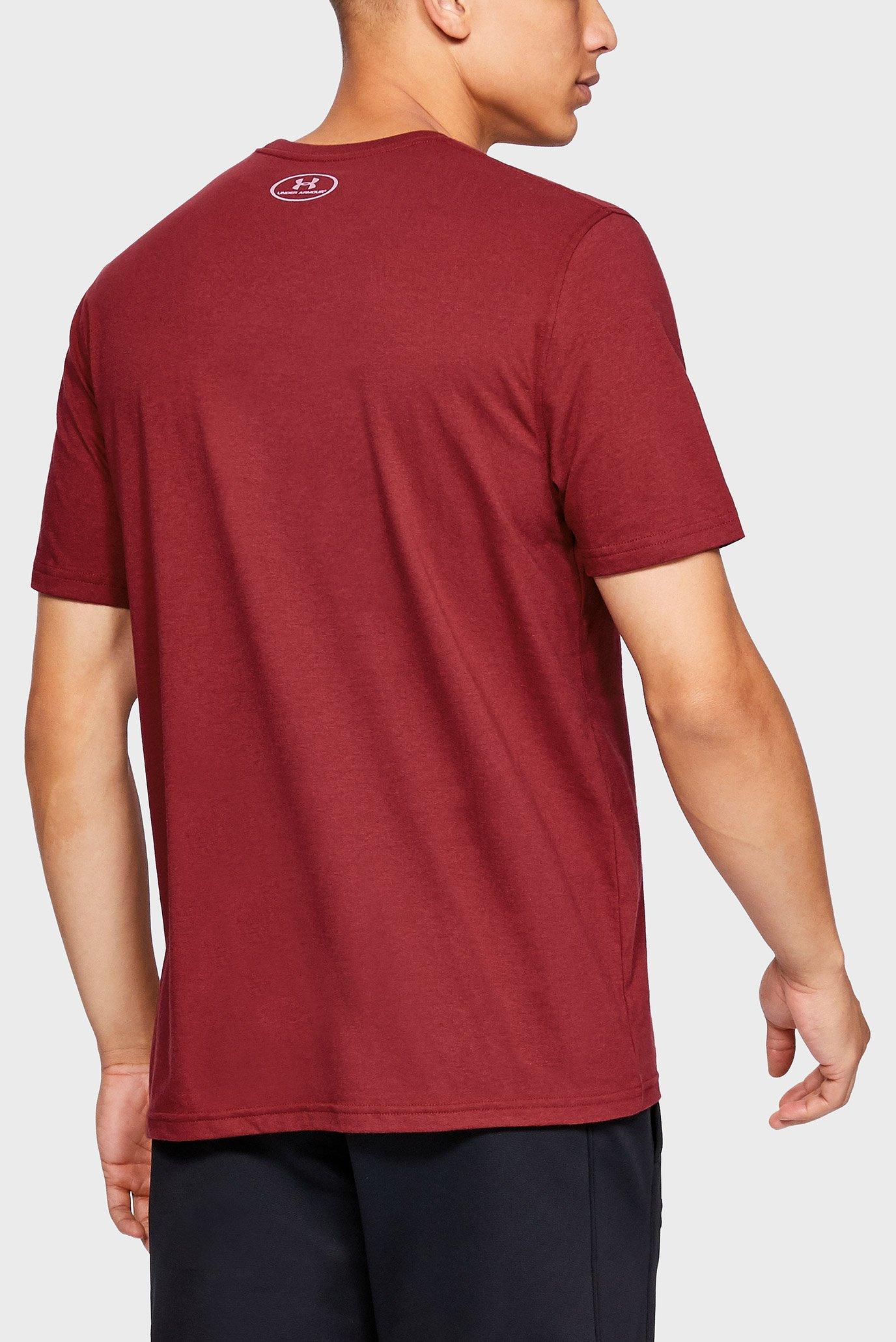 Купить Мужская бордовая футболка NBA Combine Lockup Tee Under Armour Under Armour 1318890-620 – Киев, Украина. Цены в интернет магазине MD Fashion