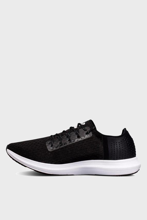 Женские черные кроссовки UA W Sway