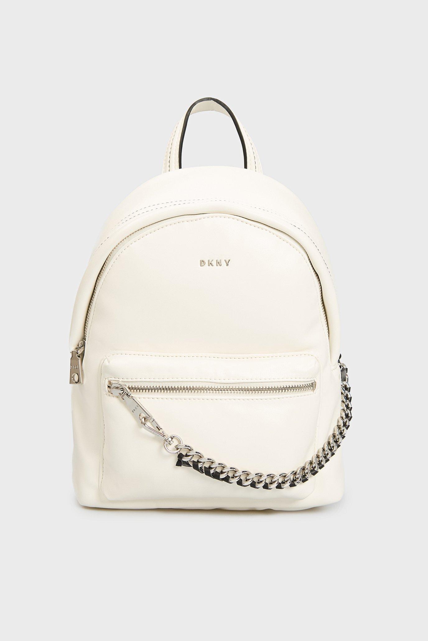 Жіночий білий рюкзак QUINN 1