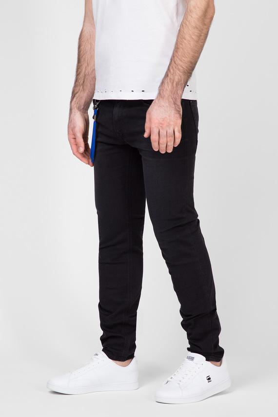 Мужские черные джинсы MAX