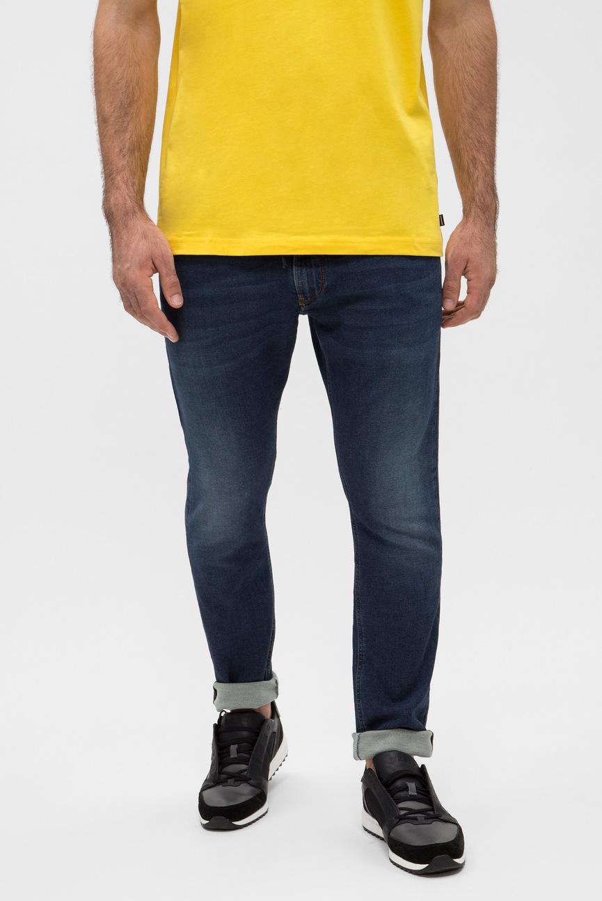 Мужские темно-синие джинсы KROOLEY R-NE Sweat jeans