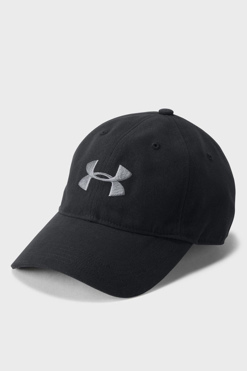 Мужская черная кепка Men's Core Canvas Dad Cap