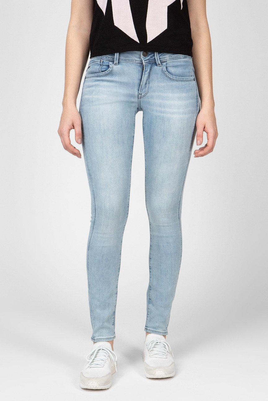 Женские голубые джинсы LYNN