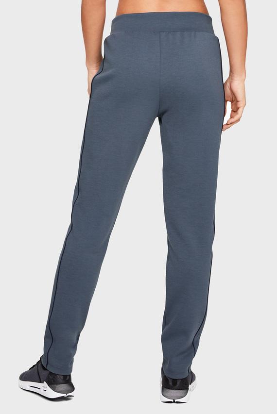 Женские серые спортивные брюки DOUBLE KNIT TRACK